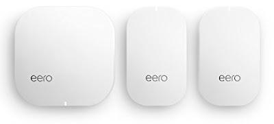 Eero WiFi System: Gigabit Speed TrueMesh Wireless Network - Computer Accessories