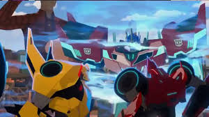 Transformers Robots in Disguise 2015 -  VietSub