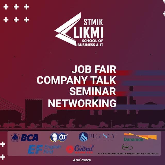 Job Fair di Bandung