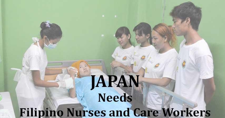 Japan Needs Filipino Nurses And Care Workers Specof Com