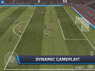 Download Dream League Soccer 2017 v4.02 Mod Apk Money