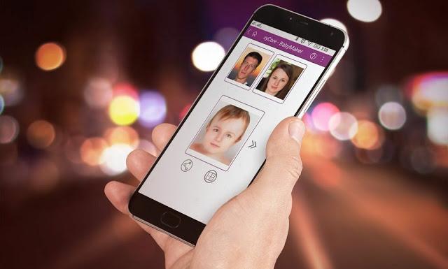 تحميل تطبيق يظهر لك كيف سيكون شكل طفلك من خلال صورتك