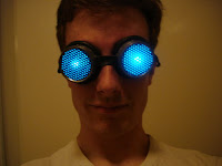 http://www.instructables.com/id/Light-Up-Goggles/
