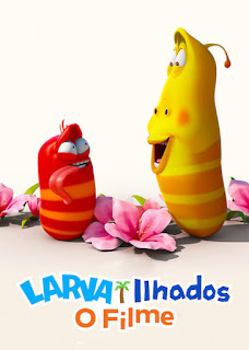 Larva: Ilhados - O Filme - HDRip Dual Áudio