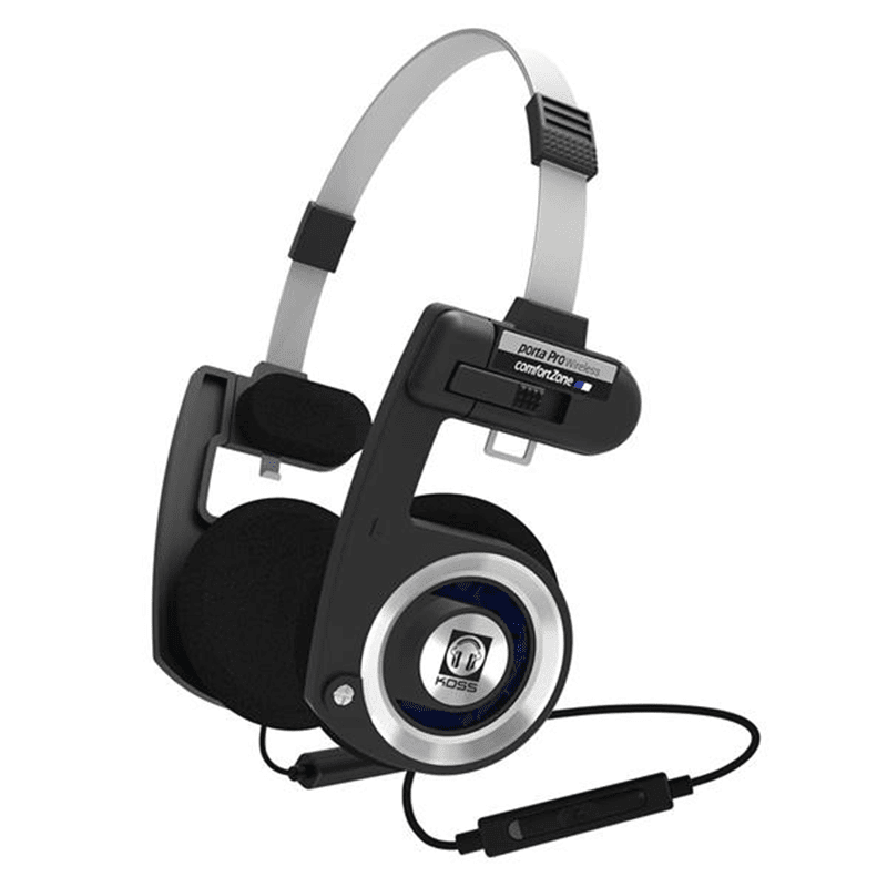 Koss announces wireless version of the iconic Porta Pro headphones!