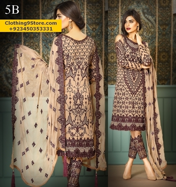 asim jofa party wear 2017 with price
