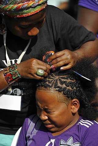 Superb Afro Colombian Hair Braiding Messages Of Freedom In Hairstyles Short Hairstyles Gunalazisus