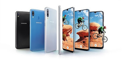 Samsung Galaxy A10,Galaxy A30, Galaxy A50 launched in India