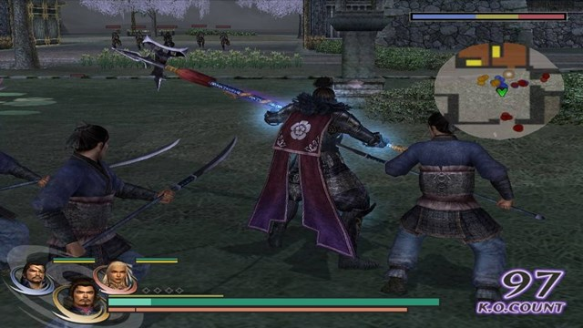 Download Warriors Orochi PC Games Gameplay