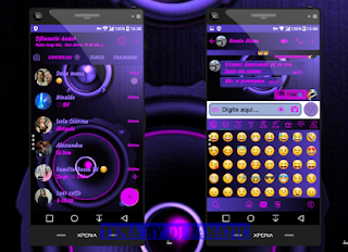 Speaker Theme For YOWhatsApp & Fouad WhatsApp By DJ