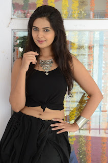 Actress Neha Deshpande Vajralukavaala Nayana Movie Opening  0077.JPG