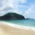 Pantai Nambung Lombok, Pantai Yang Memiliki Pesona Alam Yang Luar Biasa Dan Keunikan Air Terjun Yang Berada Di Tengah Pantai