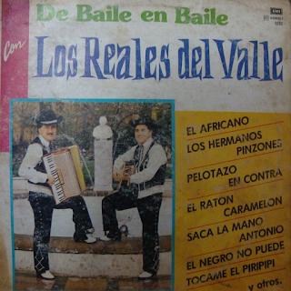 los reales del valle de baile en baile