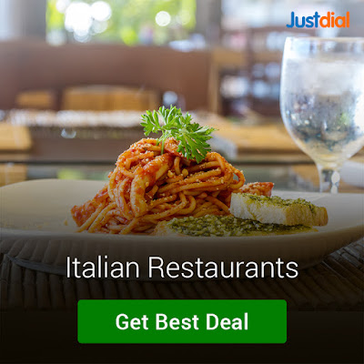 Italian Restaurants in Bangalore.