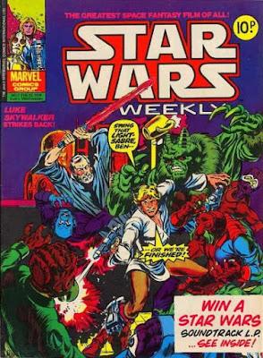Marvel UK, Star Wars Weekly #3