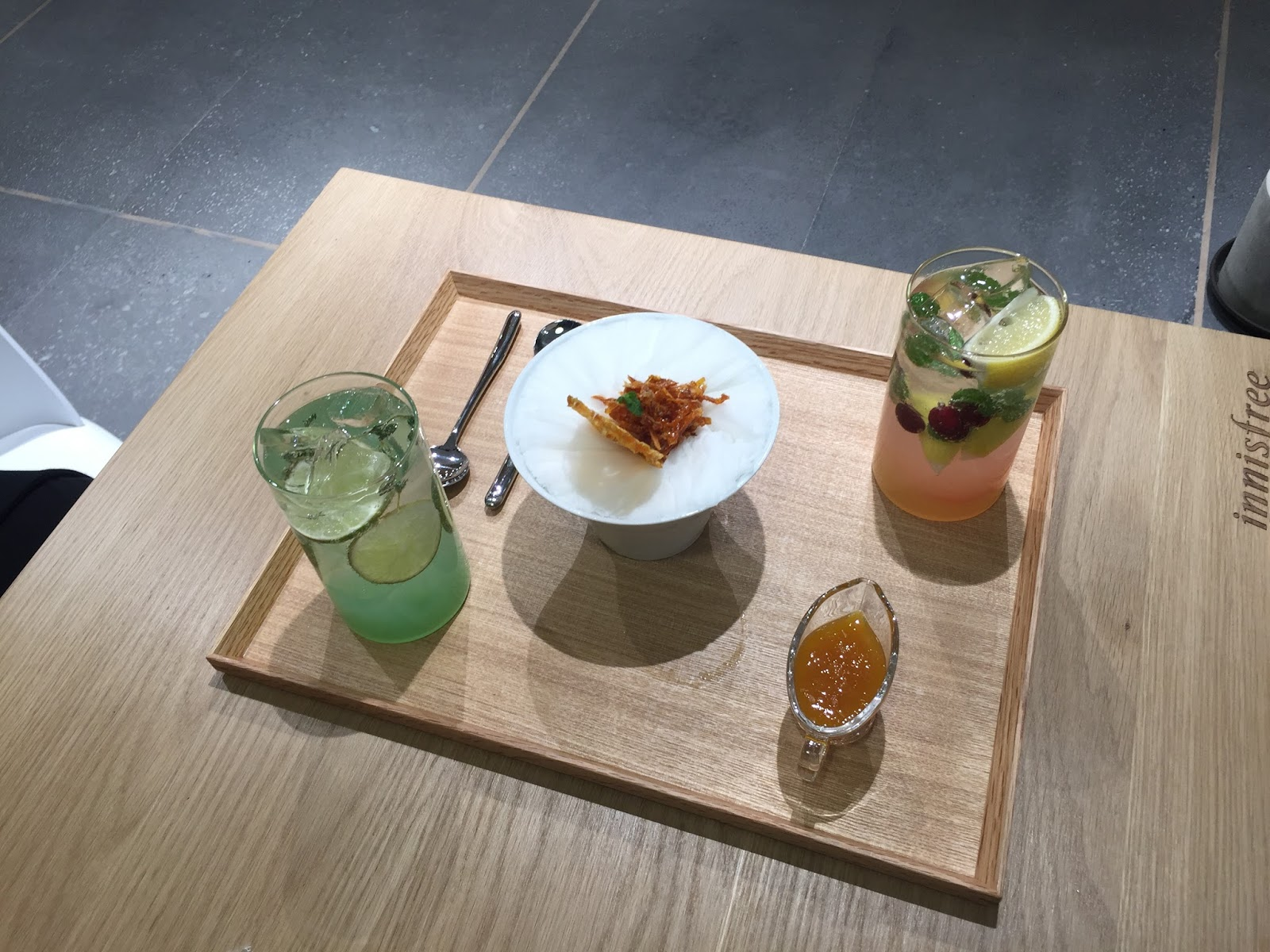 Innisfree Cafe Myeongdong Opening Hours