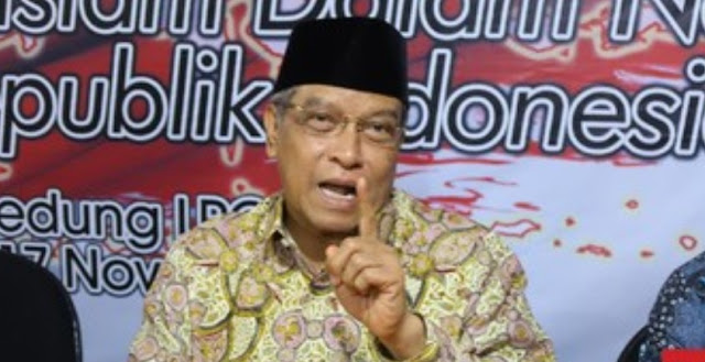 Kiai Said Aqil Sebut PNS Antinasionalisme Terinspirasi Pemikir Ikhwanul Muslimin, Sayyid Qutb