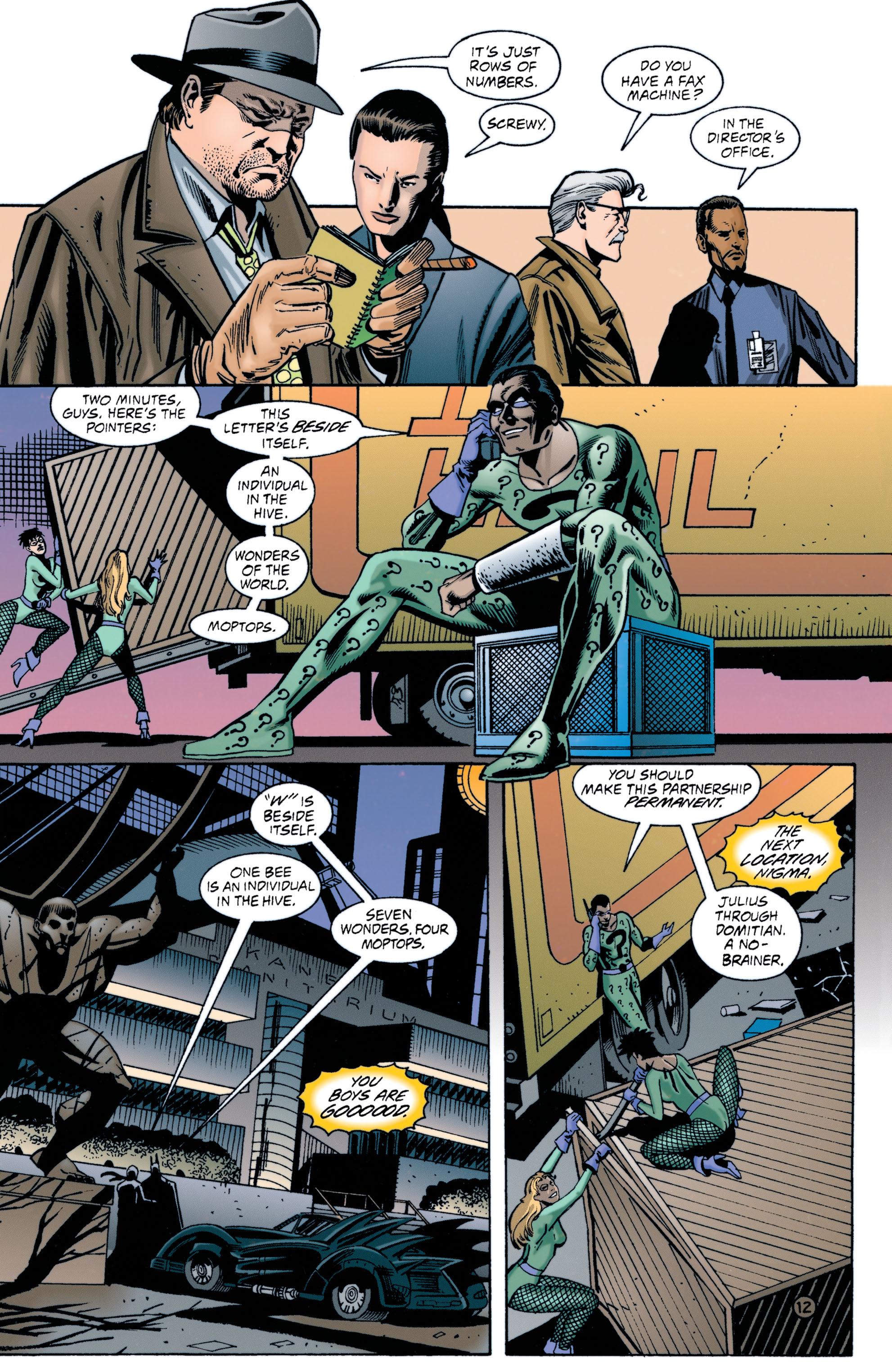 Detective Comics (1937) 706 Page 12