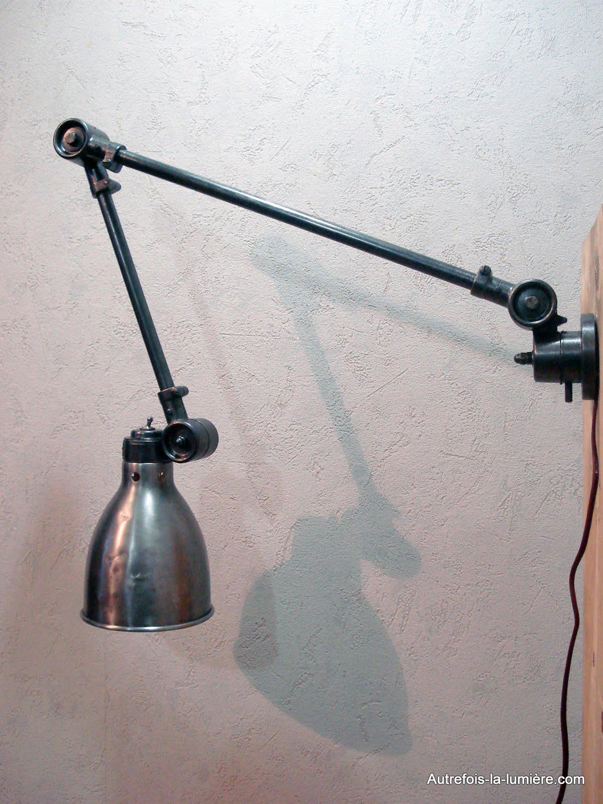lampe industrielle sanfil. Black Bedroom Furniture Sets. Home Design Ideas