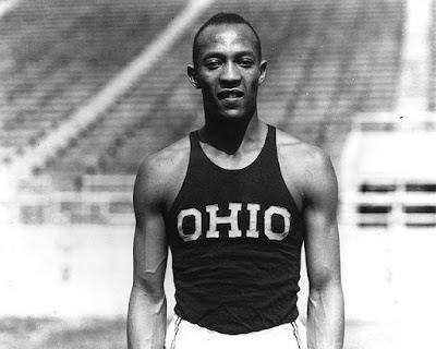 Student Athlete Jesse Owens