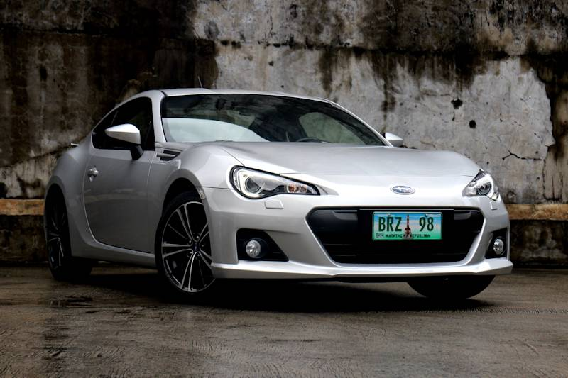 Review: 2013 Subaru BRZ A/T