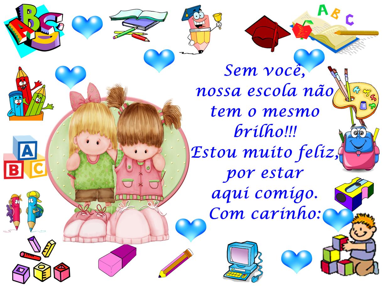 Mensagem Para Os Professores Do Ministério Infantil: CEI VILA PRADO: VOLTA ÀS AULAS !!! (14/07