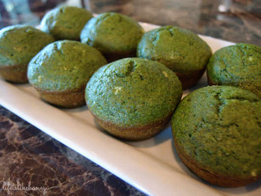 St. Patrick's Day Muffins