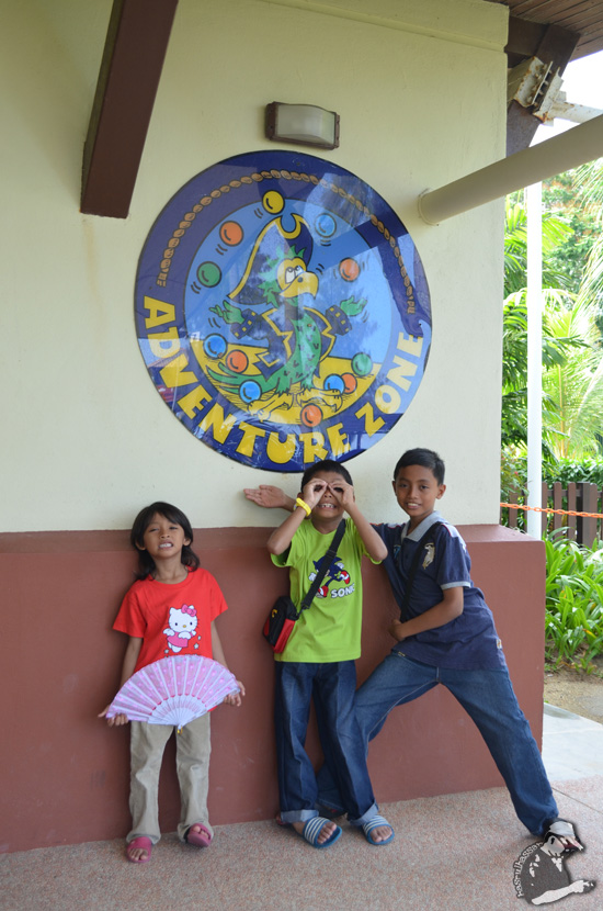 Cool Zone Kids Club Golden Sands Resort
