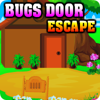 AvmGames Bugs Door Escape Walkthrough