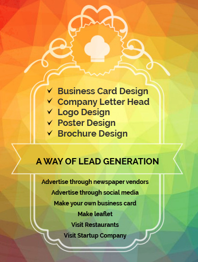 A way of lead generation