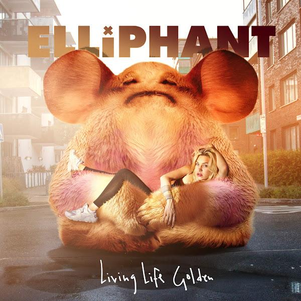 Elliphant - Living Life Golden Cover