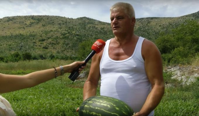 VIDEO: Jede se uvozna lubenica, domaća propada