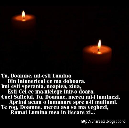lumina lui Dumnezeu
