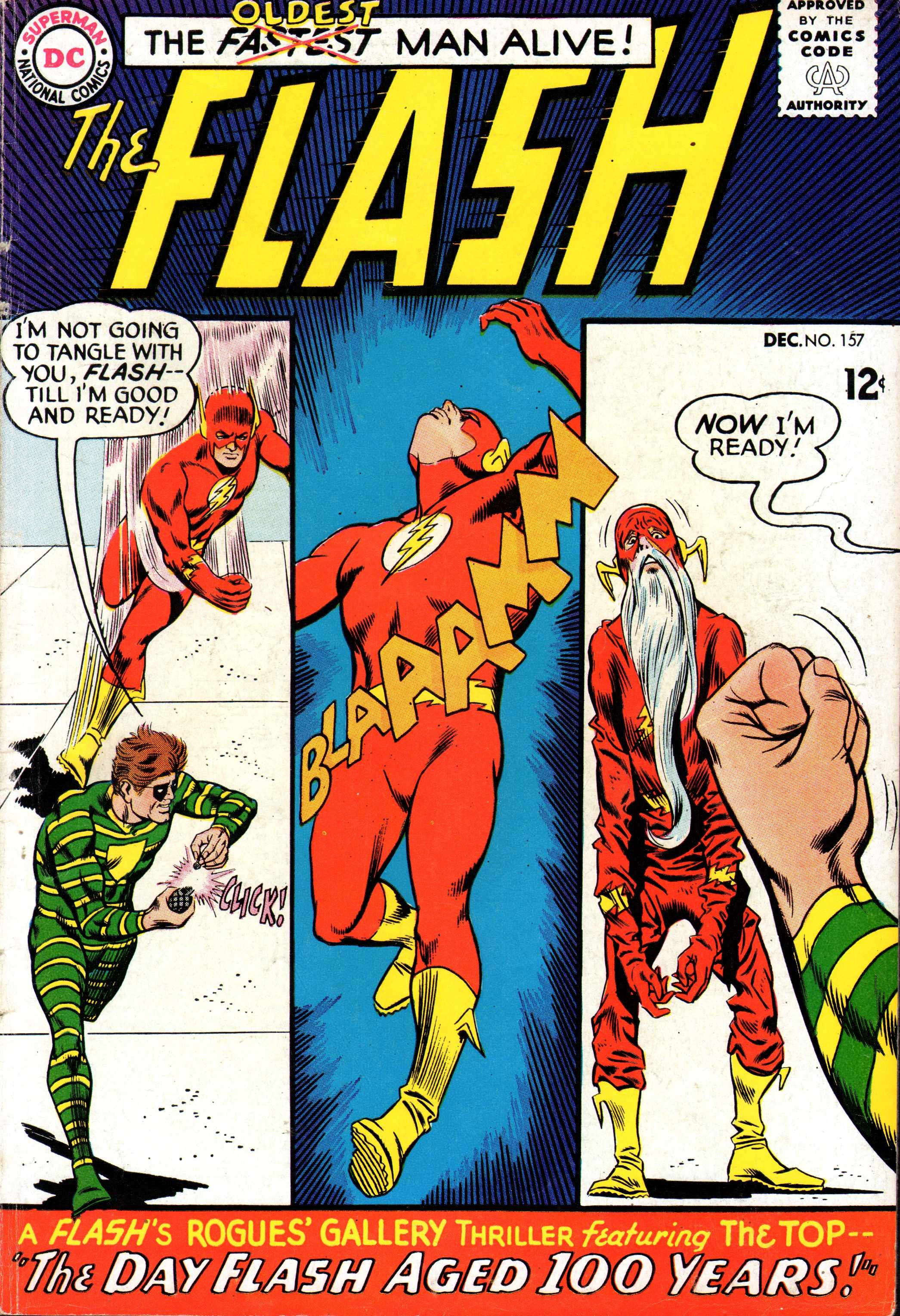 The Flash (1959) 157 Page 1