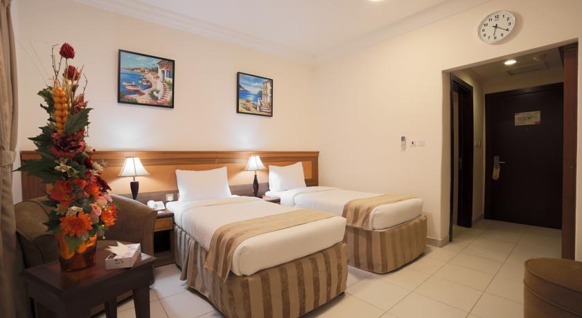 فندق مبارك الخليل من فنادق مكة رخيصة وقريبة من الحرم
