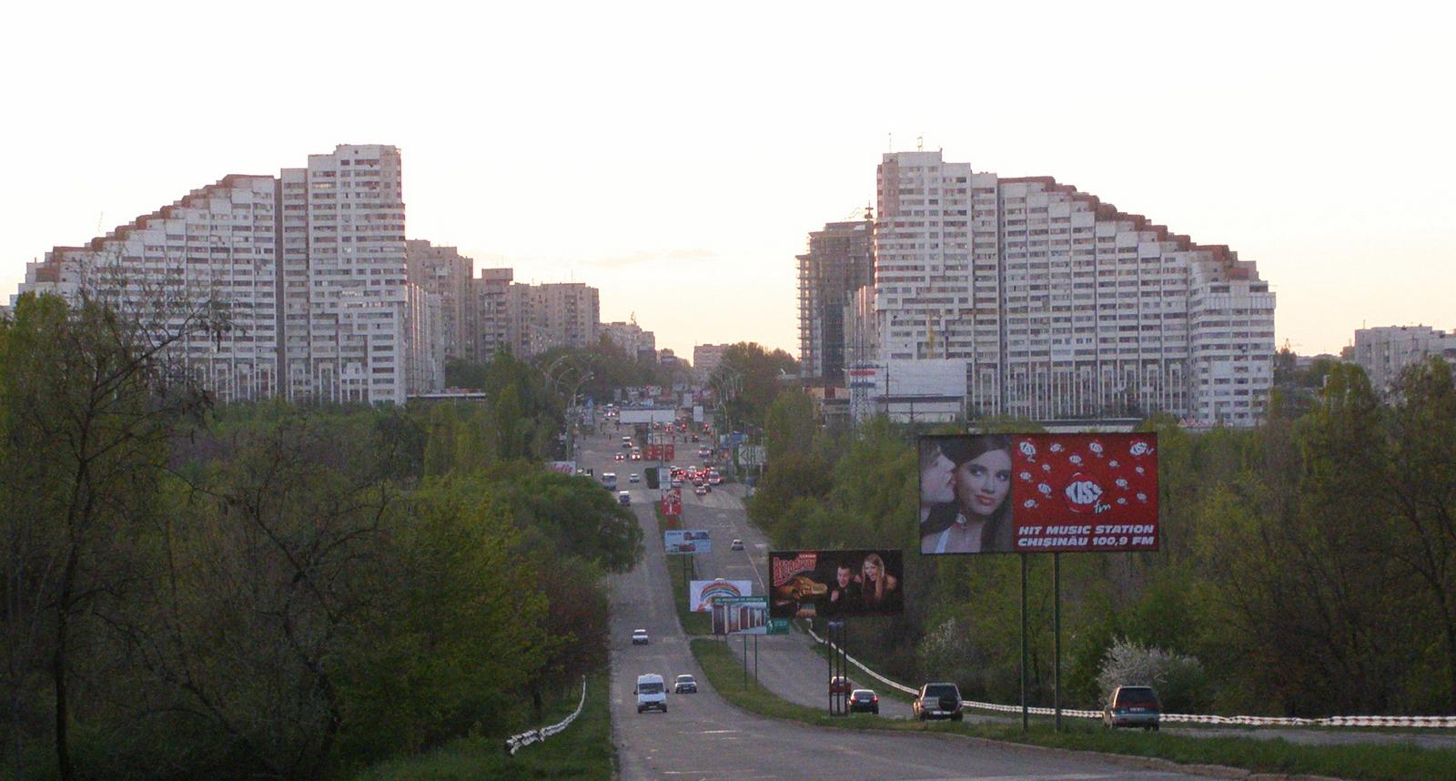 Virtual Travel Around The World: Moldova