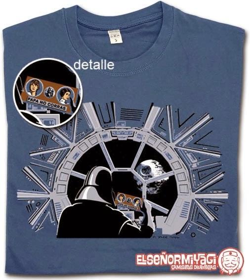 http://www.miyagi.es/camisetas-de-chico/camisetas-star-wars/camiseta-darth-vader-papa-no-corras