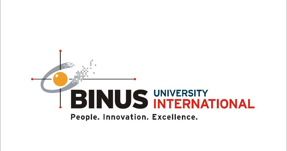 Logo BINUS University International Vector