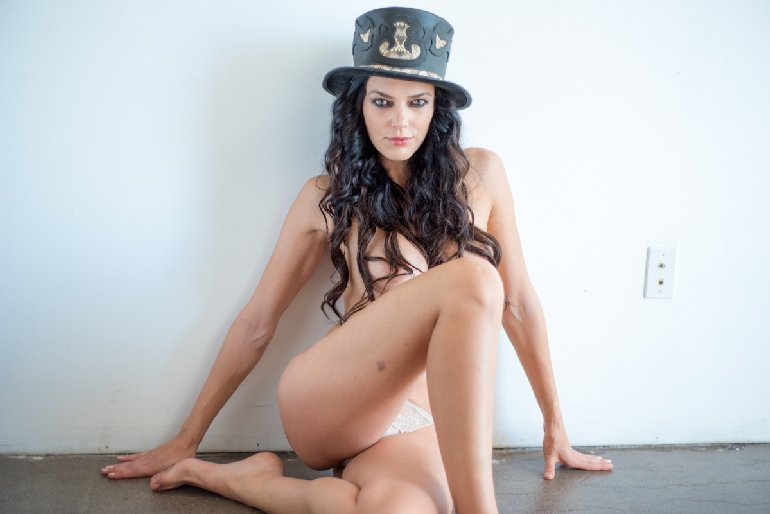 Adrienne Curry Hot Erotic Leaked Photoshoot [PART 2]