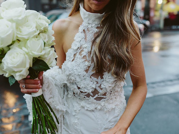 ➳ CHRISTIE NICOLE BRIDAL | ONE OF A KIND BRIDAL COUTURE INTERVIEW {SYDNEY}