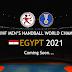"""Πέντε ομάδες στο """"κυνήγι"""" των wild card για το Παγκόσμιο Πρωτάθλημα της Αιγύπτου- Ποιες χώρες έχουν εξασφαλίσει την παρουσία τους στη διοργάνωση"""