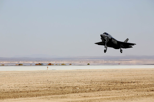 Lockheed Martin F-35B of US Marine Corps