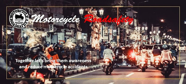 Together let's bring them awareness and reduce motorcycle accidents