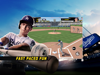 R.B.I Baseball 17 Apk v1.0 Mod Unlocked Terbaru