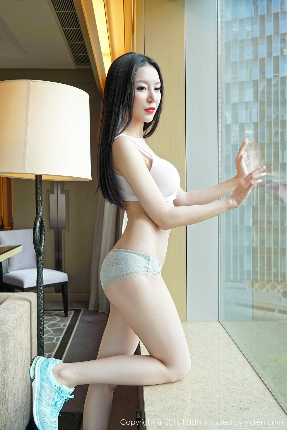 [FEILIN] VOL.026 Mu Yu Qian 慕羽茜