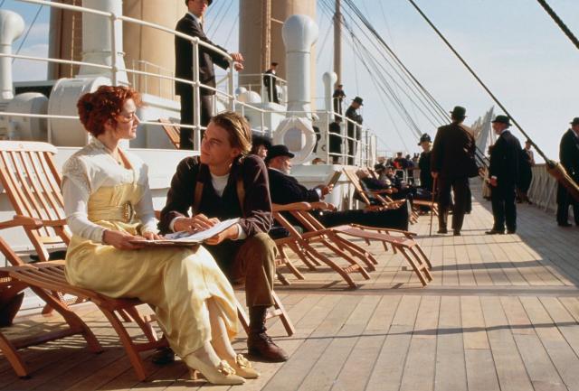 Hình ảnh phim Huyền Thoại Tàu Titanic