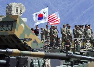 Militer Amerika dan Korea Selatan