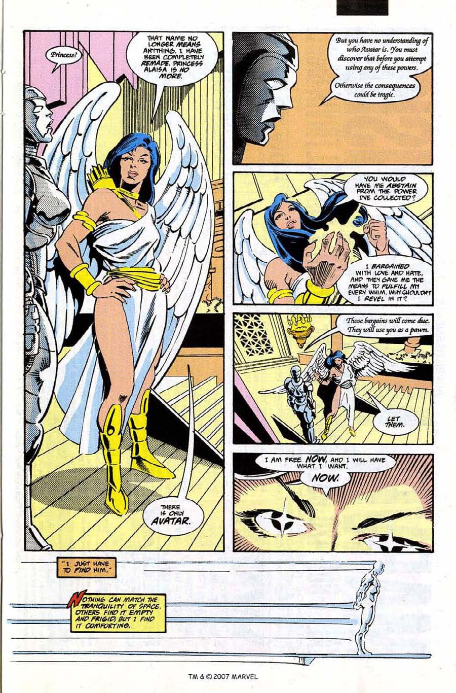 Silver Surfer (1987) issue 66 - Page 23