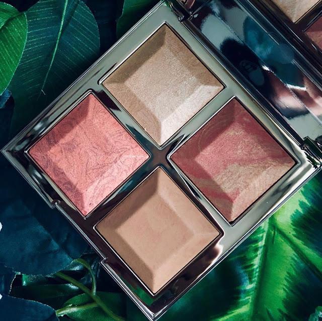 BECCA x Khloe Kardashian & Malika Haqq Bronze Blush & Glow Palette