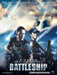 Battleship (2012) Hindi Dubbed 300mb Dual Audio